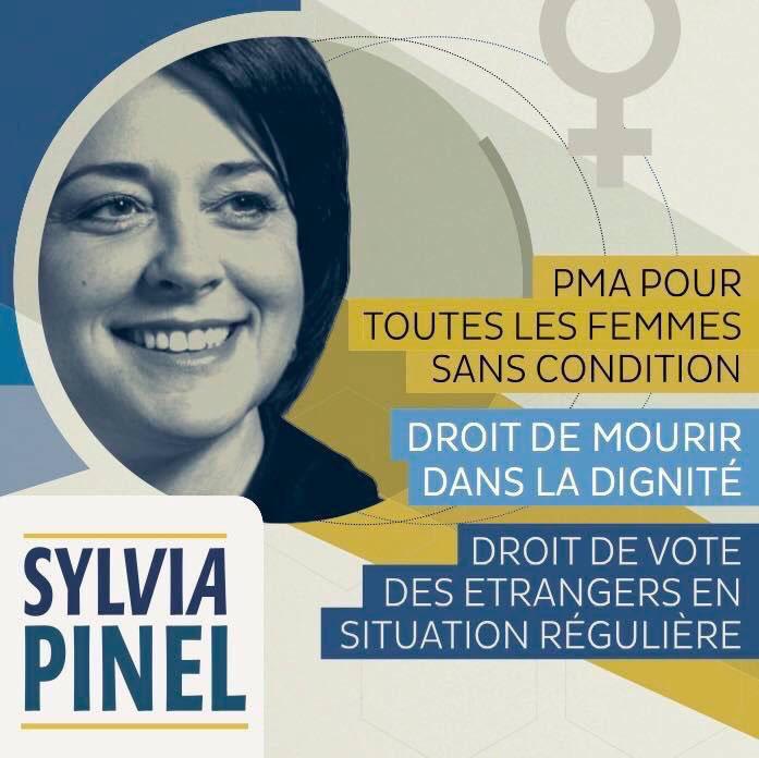 PRIMAIRES CITOYENNES Remerciements aux électeurs du 2e arrondissement – SylviaPINEL